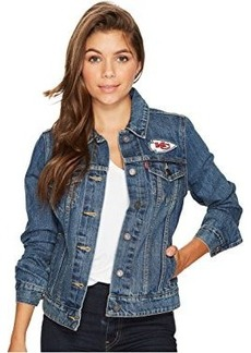 Levi's® Womens Chiefs Sport Denim Trucker