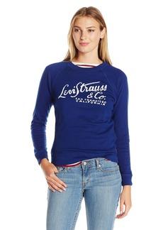 Levi's Women's Classic Crew Sweatshirt