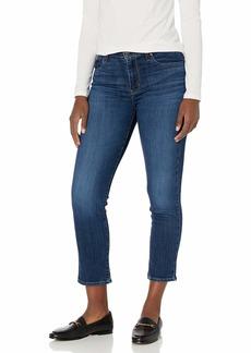 Levi's Women's Classic Crop Jeans blue story  (US 10)