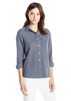 Levi's Women's Classic One Pocket Boyfriend Shirt