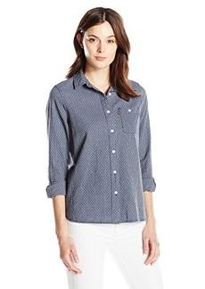 Levi's Women's Classic One Pocket Boyfriend Shirt