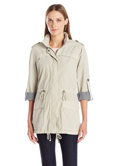 Levi's Women's Cotton Lightweight Fishtail Anorak