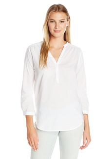 Levi's Women's Femme Popover Shirt  X-Large
