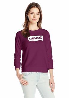Levi's Women's Graphic Classic Crew Sweatshirt