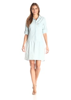 Levi's Women's Hi-Lo One Pocket Denim Dress