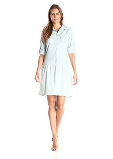 Levi's Women's Hi-Lo One Pocket Denim Dress