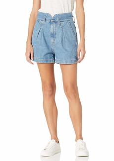 Levi's Women's High Waisted Mom Shorts