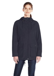 Levi's Women's Hooded Swing Rain Jacket
