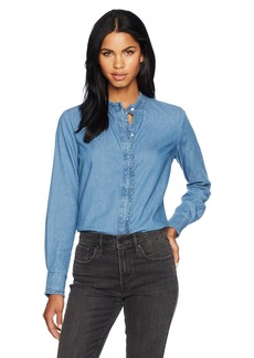 Levi's Women's Katya Shirt  X-Large