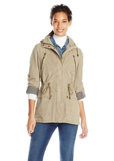 Levi's Women's Lightweight Cotton Hooded Anorak