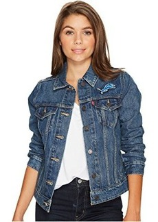 Levi's® Womens Lions Sport Denim Trucker