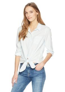 Levi's Women's Liza Tie Shirt
