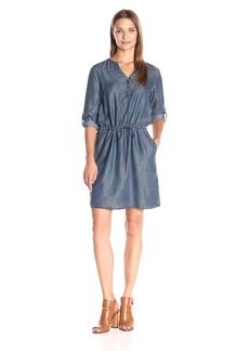 Levi's Women's Long Sleeve Mitchell Dress