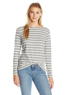 Levi's Women's Long Sleeve Sailor Shirt  Large