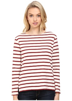 Levi's Women's Long Sleeve Sailor Shirt  Large