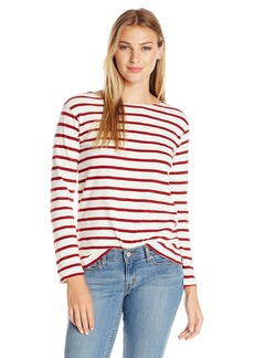 Levi's Women's Long Sleeve Sailor Shirt  X-Small