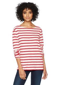 Levi's Women's Long Sleeve Sailor Top