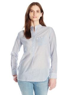 Levi's Women's Mandarin Collar Tunic