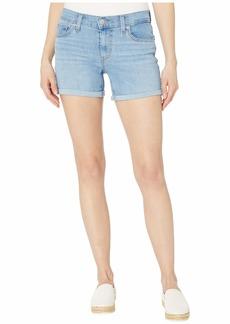 Levi's Women's Mid Length Shorts Shorts -Oahu Clouds 31 (US )