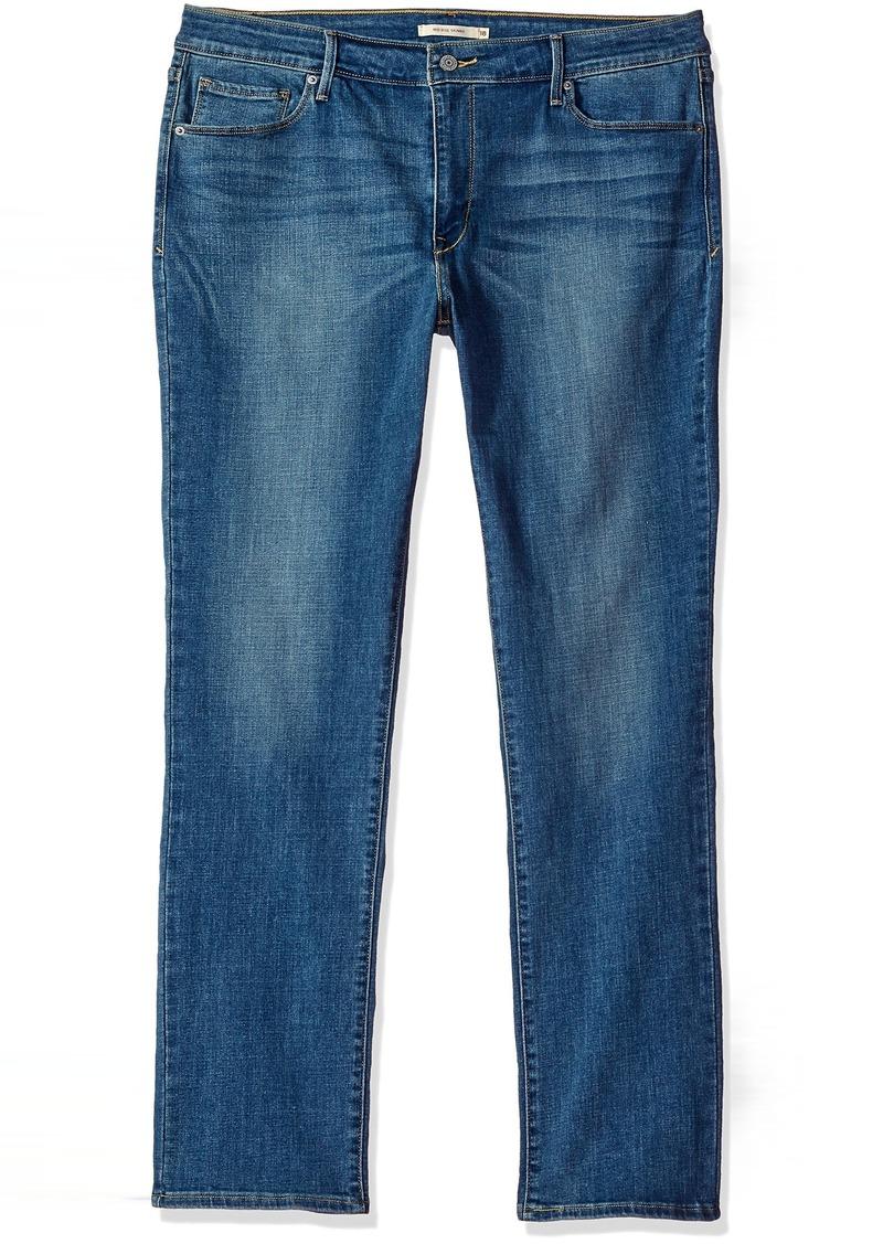 Levi's Women's Mid Rise Skinny Jean  27/4 Long