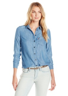 Levi's Women's Modern One Pocket Shirt