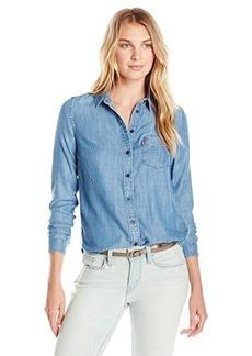 Levi's Women's Modern One Pocket Shirt