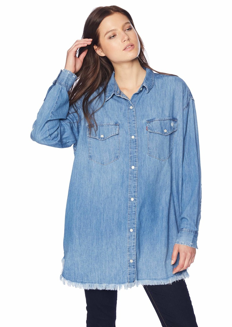Levi's Women's Naza Oversized Shirt