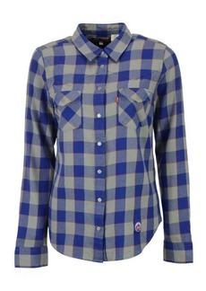 Levi's Women's New York Mets Buffalo Western Button-Up Shirt