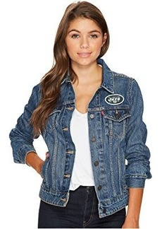 Levi's® Womens NY Jets Sport Denim Trucker
