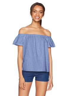 Levi's Women's Off-The Off-The Shoulder Top