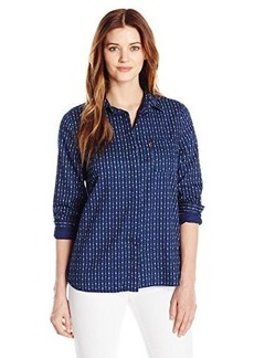 Levi's Women's One Pocket Boyfriend Shirt