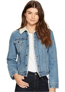 Levi's® Womens Original Sherpa Trucker Jacket