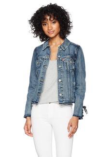 Levi's Women's Original Trucker Jackets with Embellishment
