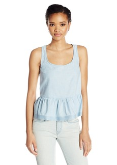 Levi's Women's Peplum Top