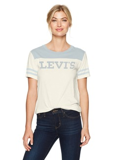 Levi's Women's Perfect Tee W/ Yoke Shirt