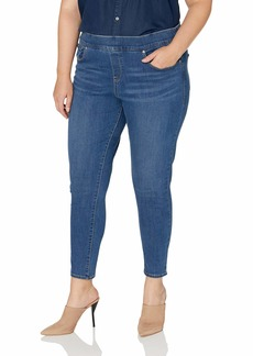 Levi's Women's Perfectly Slimming Plus-Size Pull-On Skinny Jeans