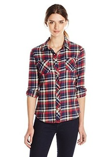 Levi's Women's Plaid Shirt