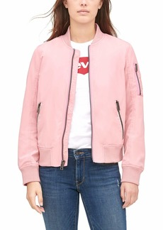 Levi's Women's Melanie Bomber Jacket (Standard & Plus Sizes)