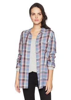 Levi's Women's Plus Size Ryan 1 Pocket Boyfriend Shirt  2 X