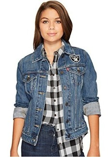 Levi's® Womens Raiders Sport Denim Trucker