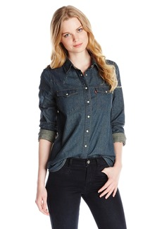 Levi's Women's Relaxed Western Shirt