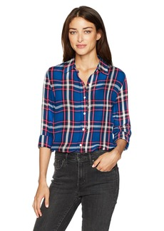 Levi's Women's Ryan 1 Pocket Boyfriend Shirt