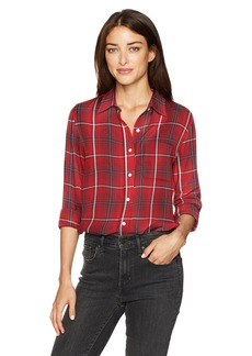 Levi's Women's Ryan 1 Pocket Boyfriend Shirt