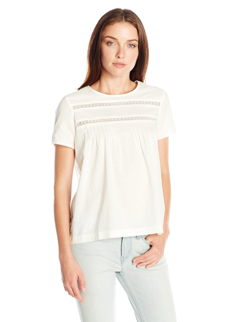Levi's Women's Short Sleeve Clark Shirt  X-Large