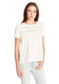 Levi's Women's Short Sleeve Clark Shirt  X-Small