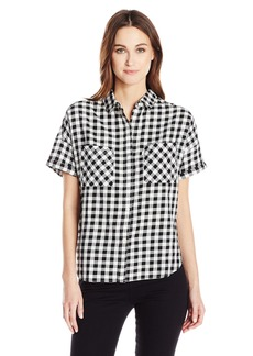 Levi's Women's Short Sleeve Holly Shirt
