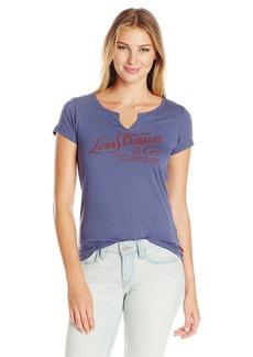 Levi's Women's Short Sleeve Split V Shirt