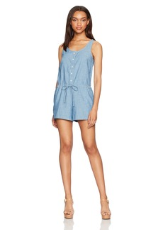 Levi's Women's Sleeveless Shelby Romper  X-Large