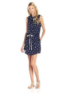 Levi's Women's Sleeveless Shirt Dress