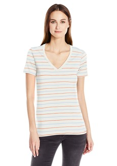 Levi's Women's Slim V-Neck Top